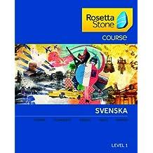 Rosetta Stone Course - Einstiegsniveau Schwedisch Level 1 für Mac [Download]