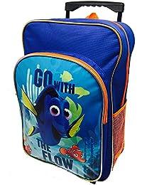 Disney Pixar Finding Dory Mochila Trolley de Lujo, Multicolor