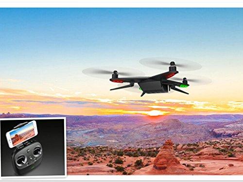 XIRO Xplorer Professionelle Quadcopter (V Version) mit externer Auswerteelektronik, Gimbal und 1080p HD-Video-Kamera
