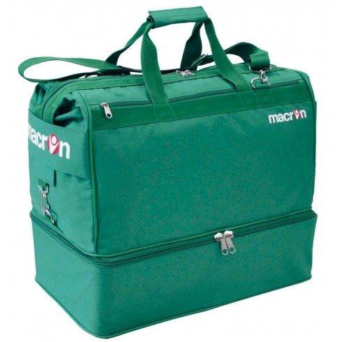 Macron Apex Holdall Medium Sporttasche Fitness Sport Tasche Bags Football Grün