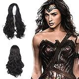 Ani·Lnc Parrucche di capelli ondulati lunghi cosplay