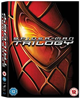 Spider-Man Trilogy [Blu-ray] [Region Free] (B007I1QUYE) | Amazon Products