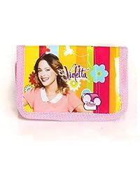 VIOLETTA portefeuille - porte monnaie - modèle 2