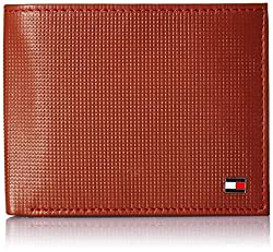 Tommy Hilfiger Tan Mens Wallet (TH/ROMOPCW23/SCP2018)