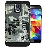 Best Samsung Galaxy S5 Phone Cases - Heartly Military Printed Design High Quality Hybrid Tough Review