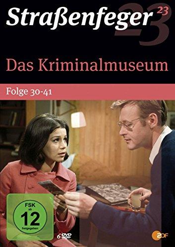 Straßenfeger 23 - Das Kriminalmuseum 30-41 [6 DVDs]