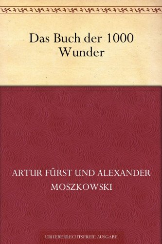 Das Buch der 1000 Wunder