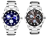 Adamo Analogue Multi-Colour Dial Watch C...