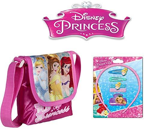 Disney Prinzessin Umhängetasche Prinzessin 1 Haar-Set