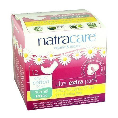 natracare-patins-ultra-extra-normal-12s-lot-x3