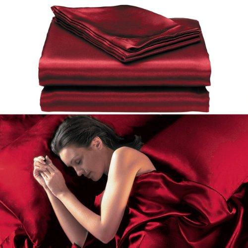 completo-matrimoniale-raso-rosso-lenzuola-rosse-sexy-6-pezzi-con-sacco-copripiumone
