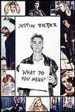 empireposter 719263 Justin Bieber - Grid - Musik Plakat Druck, Papier, Mehrfarbig, 91,5 x 61 x 0,14 cm
