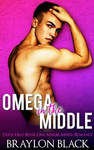 A Non-Shifter MMM Mpreg Romance (Triple Heat Book 1) (English Edition) ()