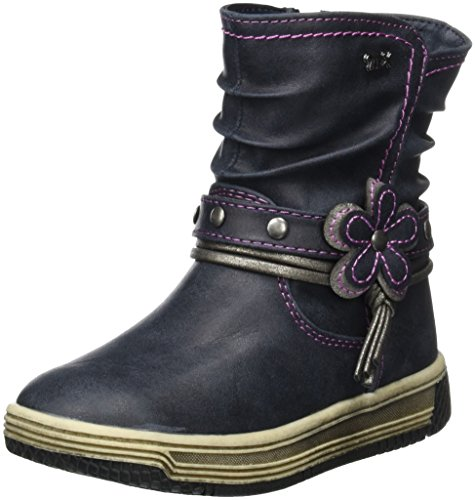 indigo by Clarks 364 206, Bottes Motardes Fille