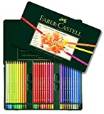 Faber-Castell Polychromos Colour Pencils Tin Of 60