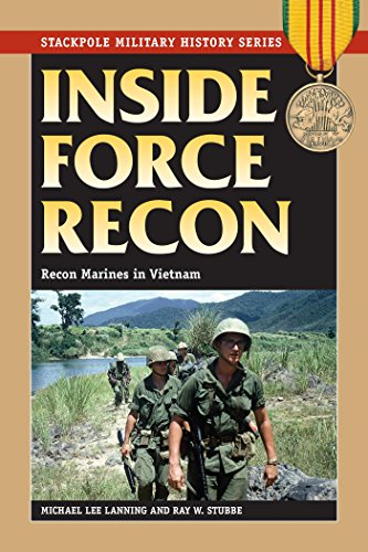 Recon Marines in Vietnam (Stackpole Military History Series) (English Edition) ()