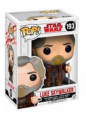Funko Pop Luke Skywalker (Star Wars 193) Funko Pop Star Wars