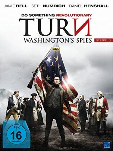 Turn - Washington's Spies - Staffel 2 [4 DVDs]