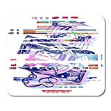 Best Mouse Pad 80s Musics - Mouse Pads 1980S Glitch Audio Cassette and Music Review