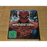 The Amazing Spider-Man - 3D 2 Disc O-Ring