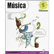 Q.A. Música 5 Tornassol - 9788430777280