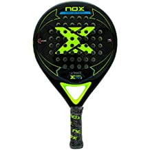 Pala pádel Nox Ultimate Carbon Pro 2 Yellow