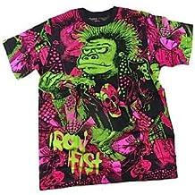 Iron Fist Kids T Shirt OMFUG Size 8-9Years