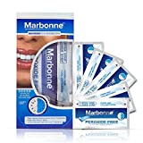 Professional Teeth Whitening Strips - 28 Premium Grade Teeth White Strips With Advanced