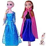 ToyTree (TM) True Frozen doll Sisters Pr...