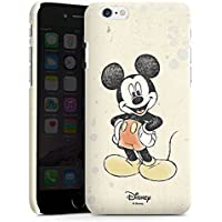 Apple iPhone 6 Hülle Premium Case Cover Disney Mickey Mouse Micky Maus