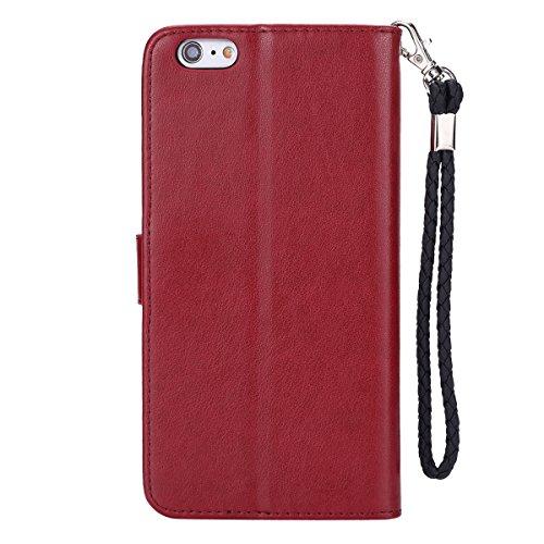 custodia iphone 6 nike rosso