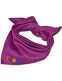 Halstuch mit Namen - Halstuch Baby in verschiedenen Farben - Geschenke mit Namen, Baby Taufgeschenk, Personalisiertes Babygeschenk