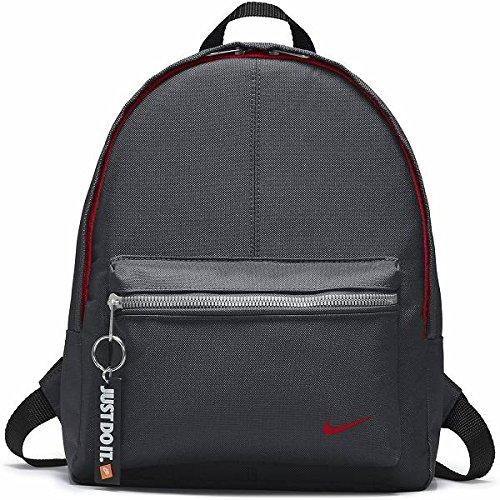 Mochila Nike – Classic carbón/negro/rojo