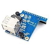 MakerHawk Orange Pi Zero Erweiterungsplatine Interface Board Development Board