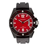 Yves Bertelin Red Analog Men's Watch YBS...