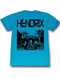 Jimi Hendrix - - T-shirt pour hommes Hendrix 1965