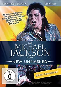 The Michael Jackson Story - New Unmasked (inkl. 3 Fanpostkarten)