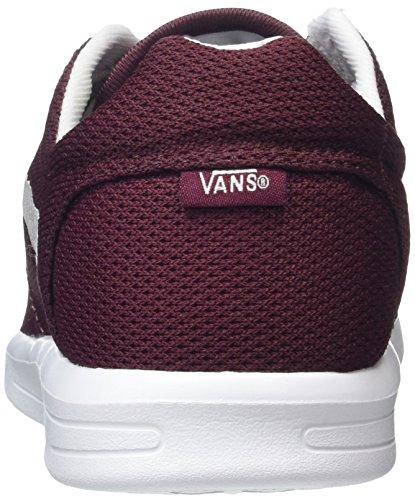 Vans Ua Iso 1.5, Baskets Basses Mixte Adulte Rouge (Mesh)