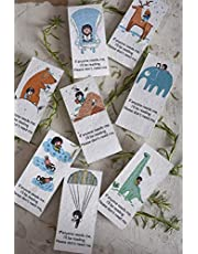 Plantables' Seed Paper Bookmarks | That Grow into Plants (Set of 8)