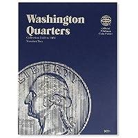 Coin Folders Quarters: Washington, 1948-1964 (Official Whitman Coin Folder) by Whitman Publishing (1-Jul-1988) Hardcover