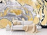 HONGYUANZHANG Kreative Abstrakte Landschaft Tapete Des Foto-3D Künstlerische Landschafts-Fernsehhintergrund-Tapete,56Inch (H) X 88Inch (W)