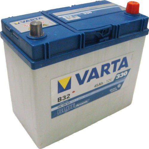 Preisvergleich Produktbild Varta B32 Blue Dynamic 5451560333132 Autobatterie 12V 45Ah 330A