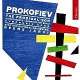 Prokofieff: Der Verlorene Sohn Op.46/ Divertimento Op.43/+