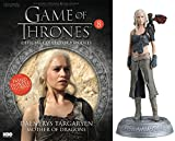 HBO - Figura de Resina Juego de Tronos. Game of Thrones Collection Nº 8 Daenerys Targaryen
