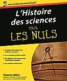 l histoire des sciences pour les nuls