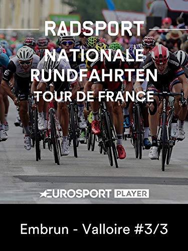 Radsport: 106. Tour de France 2019 - 18. Etappe:Embrun - Valloire