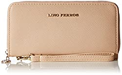 Lino Perros SS17 Womens Wallet (Beige)