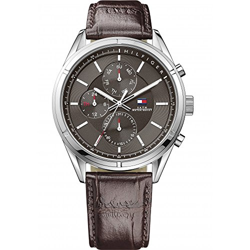 tommy-hilfiger-mens-quartz-watch-analogue-display-and-leather-strap-1791126