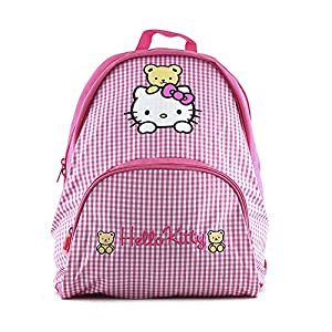 Target Hello Kitty Backpack Mochila Escolar, 42 cm, Rosa (Pink)