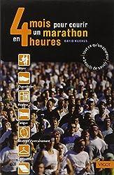 4 mois pour courir un marathon en 4 heures